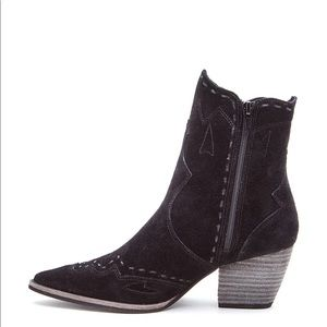 Western Stitched Boots